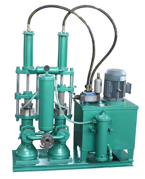 tjb75双缸液压柱塞泵