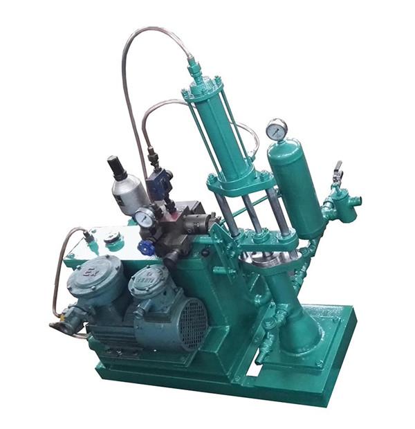 tjb30单缸液压柱塞泵图片